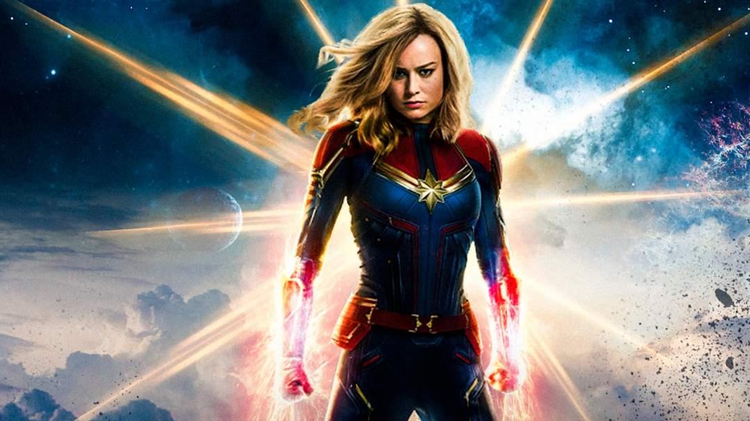 Cool new 'Captain Marvel' trailer introduces your new favorite superheroine