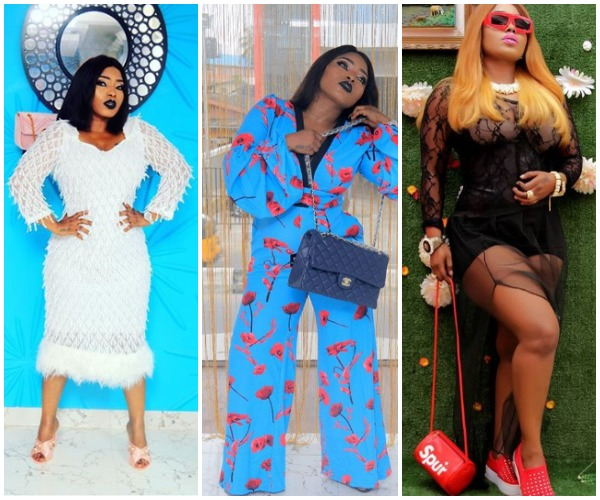 8 Photos That Show Nollywood Actress Halima Abubakar Loves To Play With Her Curves