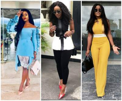 9 Times Former BB Naija Housemate Cee C Has Shown She Loves Classy Looks