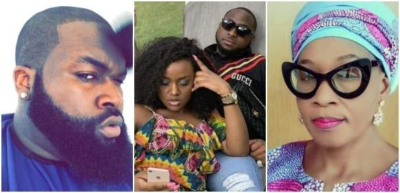 Special Spesh Reacts To Reports Chioma Is Cheating On Davido (Video)
