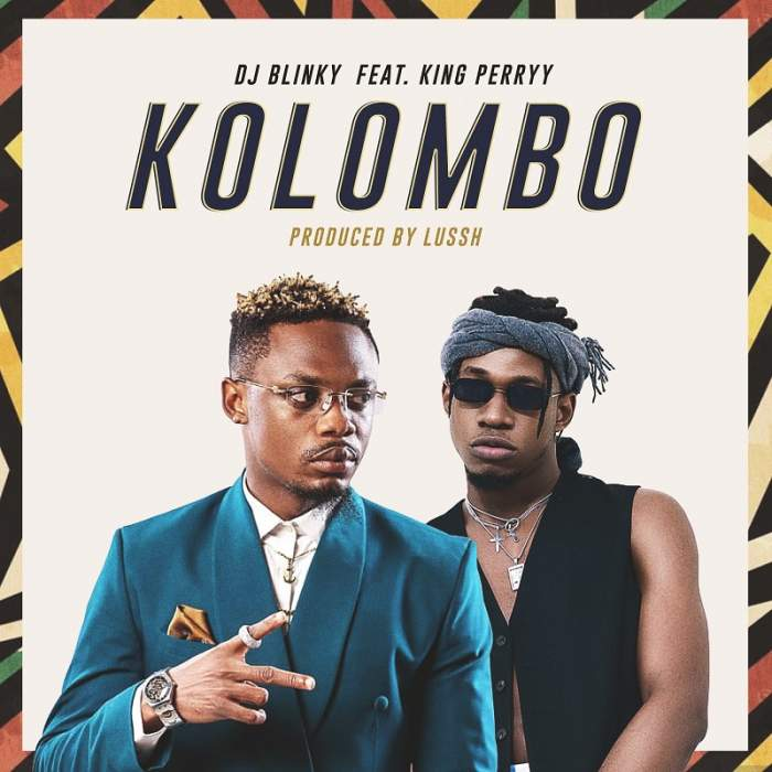 DJ Blinky - Kolombo (feat. King Perryy)