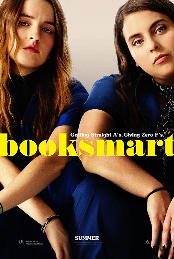 FRESH MOVIE : Booksmart (2019)