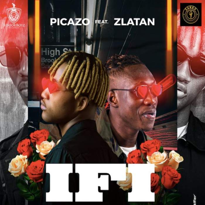 Picazo - If I (feat. Zlatan)