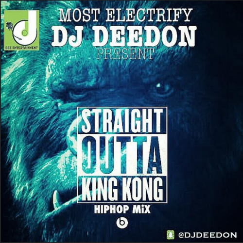 DJ Deedon - Straight Outta King Kong (Hip-Hop) Mix
