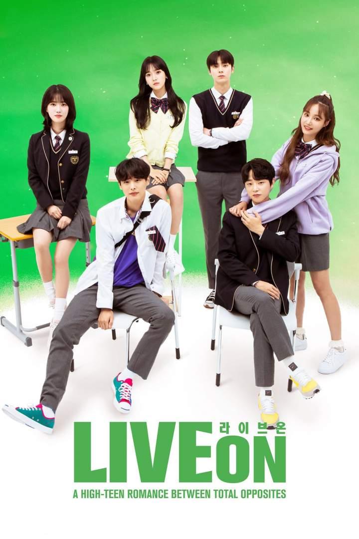 Series Premiere: Live On Season 1 Episode 1 - 4 [Korean]