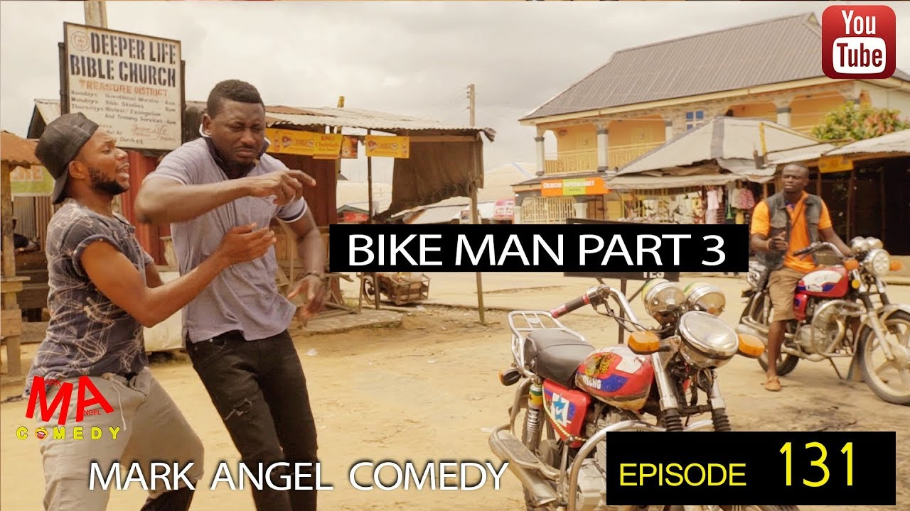 Mark Angel Comedy - Episode 131 (Bike Man Part 3)