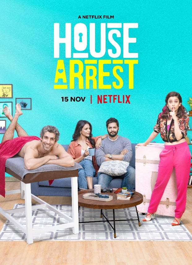 House Arrest (2019) [Indian]