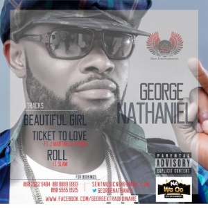 George Nathaniel - Ticket 2 Love (feat. Phyno & J Martins)