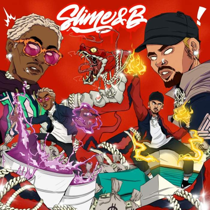 Album: Chris Brown & Young Thug - Slime & B