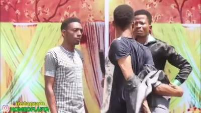 Comedy Skit: Home Of Lafta Comedy - Yahoo Boy vs Ritualist