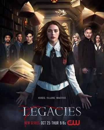 New Episode: Legacies Season 1 Episode 7 - Death Keeps Knocking On My Door