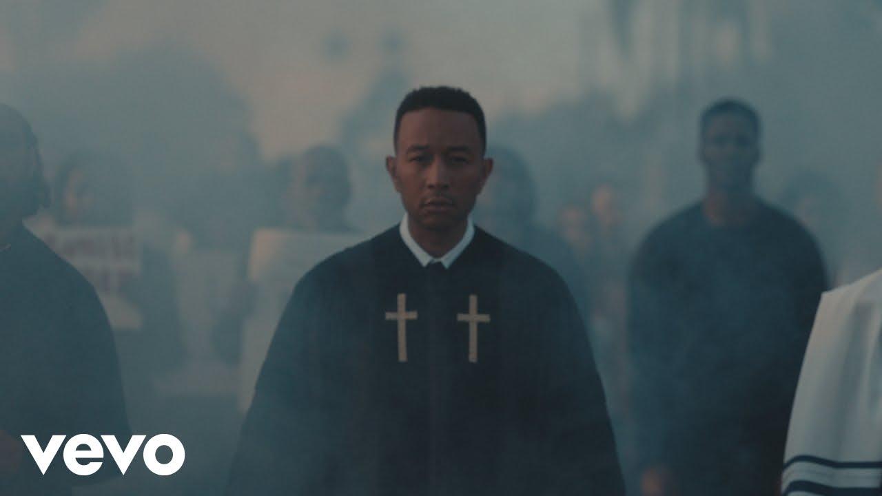 John Legend - Preach