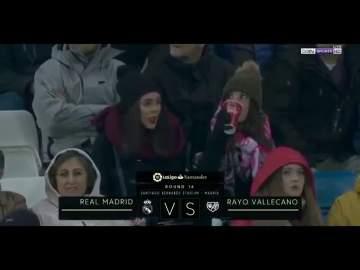 Video: Real Madrid 1 - 0 Rayo Vallecano (Dec-16-2018) La Liga Highlights
