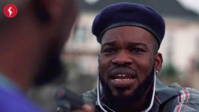 Comedy Skit: Broda Shaggi - The OAP