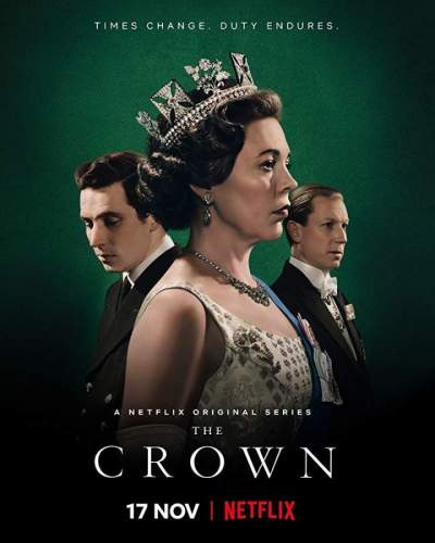 Series Download: The Crown (Complete Season 3)