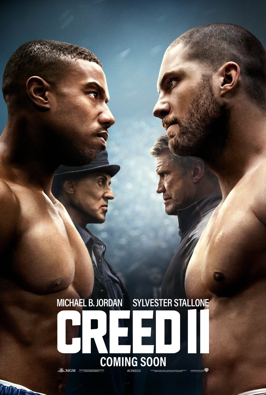 FRESH MOVIE :Creed II (2018)