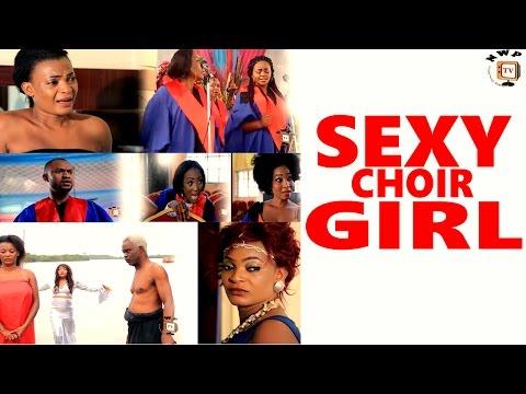 Sexy Choir Girl