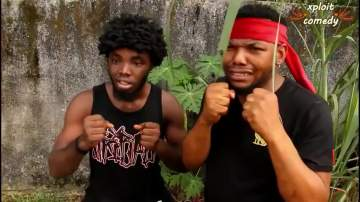 Comedy Skit: Xploit Comedy - How to Cast Out the Spirit of Poverty
