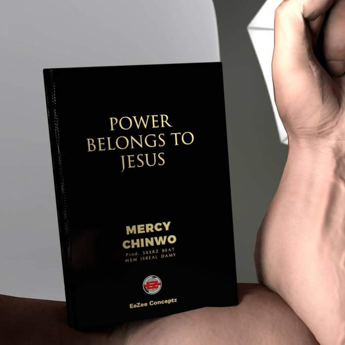 Mercy Chinwo - Power Belongs To Jesus