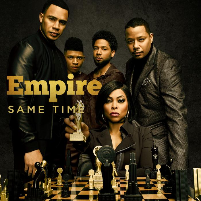 Empire Cast - Same Time (feat. Jussie Smollett & Yazz)