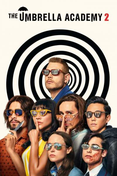 Series Download: The Umbrella Academy (Complete Season 2)