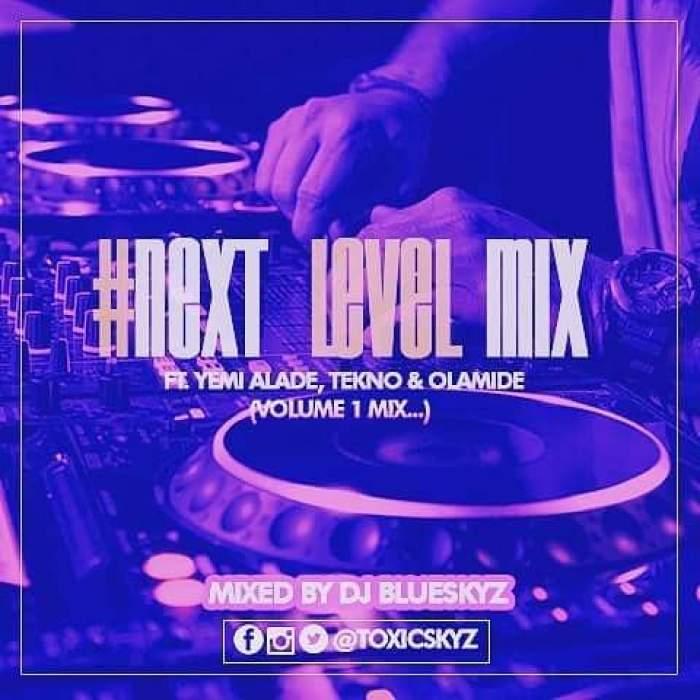 DJ BlueSkyz - Next Level Mix (Vol. 1) (feat. Yemi Alade, Tekno & Olamide)