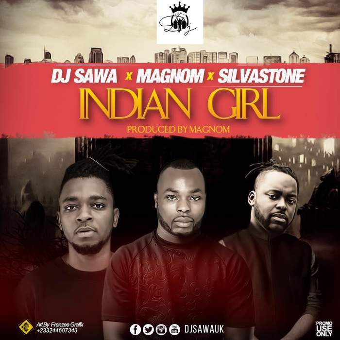 DJ Sawa - Indian Girl (feat. Magnom & Silvastone)