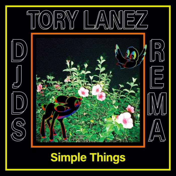 DJDS - Simple Things (feat. Tory Lanez & Rema)