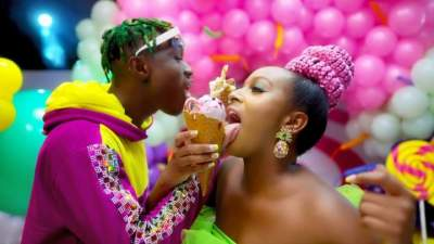 Video: DJ Cuppy - Gelato (feat. Zlatan)