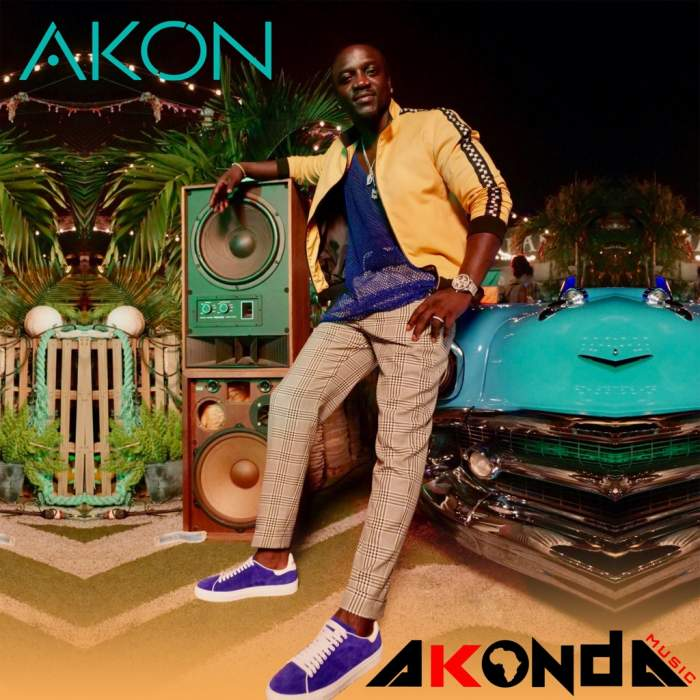 Akon - Take Your Place (feat. Kizz Daniel)