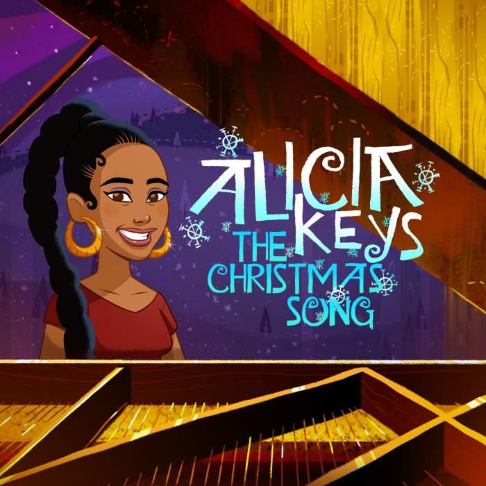 Alicia Keys - The Christmas Song