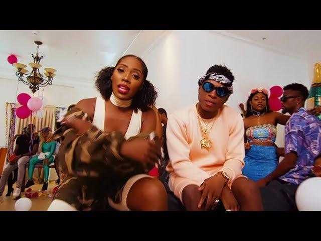 DJ Kaywise - Informate (feat. Tiwa Savage)