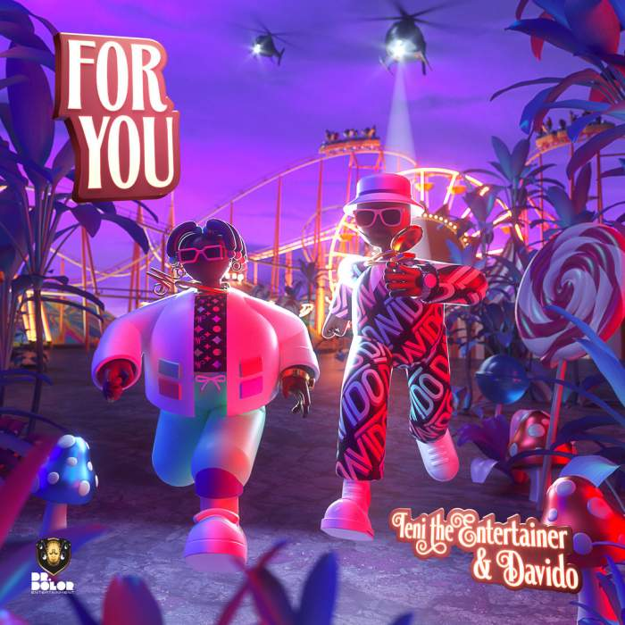 Teni - For You (feat. Davido)