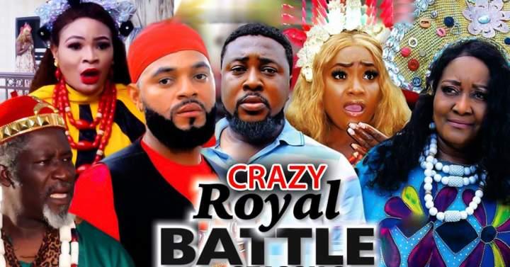 Crazy Royal Battle (2020)