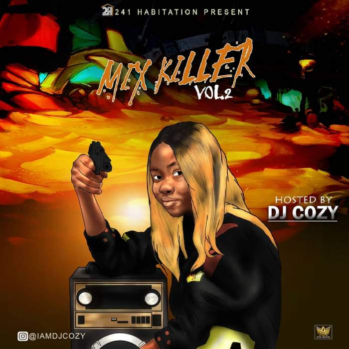 DJ Cozy - Mix Killer (Vol. 2)