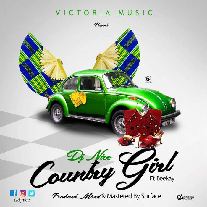 DJ Nice - Country Girl (feat. BeeKay)