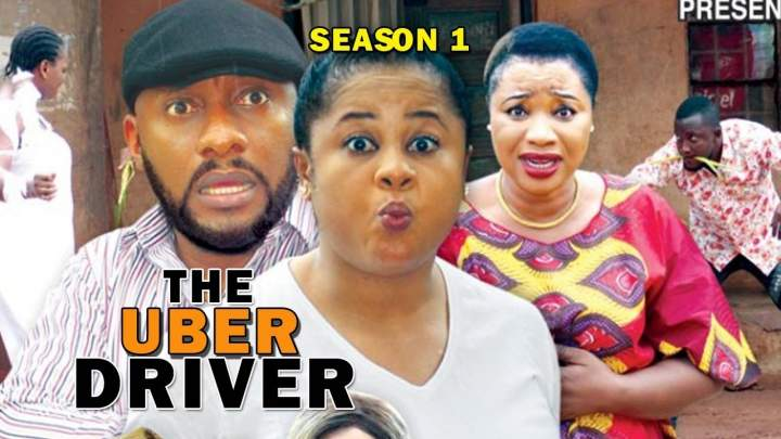 The Uber Driver (2019)