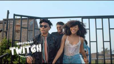 Video: Mayorkun - Red Handed (feat. Peruzzi, Dremo & Yonda)