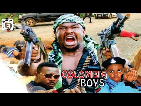 Columbia Boys [Starr. Zubby Micheal, Joyce Kalu, Harry B, Mayor Ofoegbu