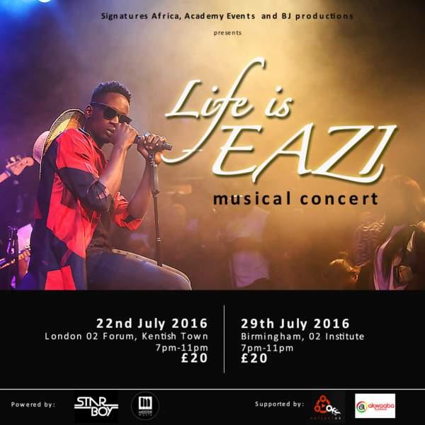 Life is Eazi Lagos