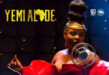 Video: Yemi Alade - Heart Robber