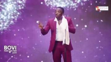Comedy Video: Bovi and His Billionaire Friends