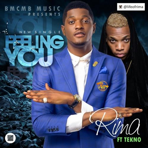 Rima - Feeling You (feat. Tekno)