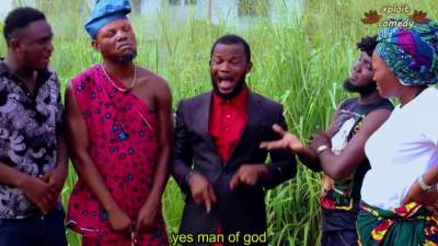Comedy Skit: Xploit Comedy - The Hungry Pastor