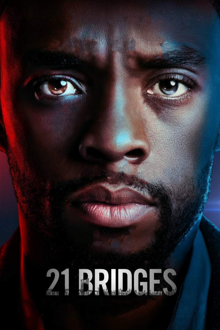21 Bridges (2019) [HC-HDRip]