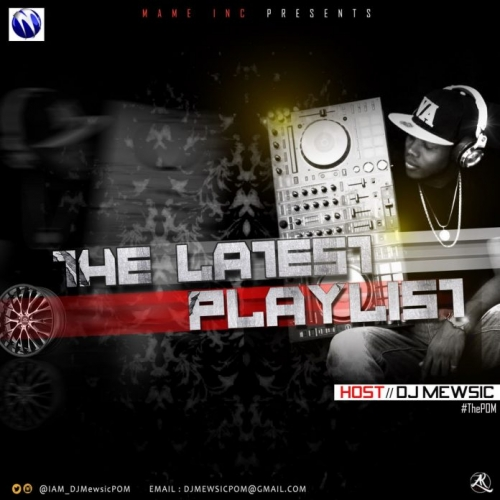 DJ Mewsic - Latest Playlist Mix