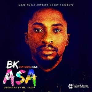 BK - Asa (feat. Waje)
