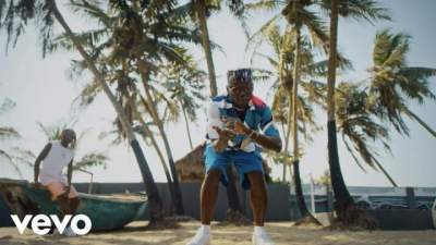 Video: DJ Spinall & Fireboy DML - Sere