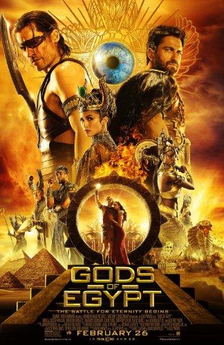 Gods of Egypt (2016)