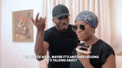 Comedy Skit: Bovi & Kris Ugboma - Guy Code Pranks Part 2 (Kerewi)